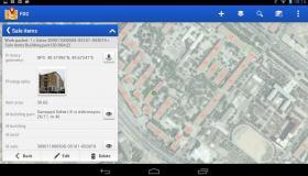 Ogled podatkov stavbe