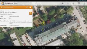Map view with feature