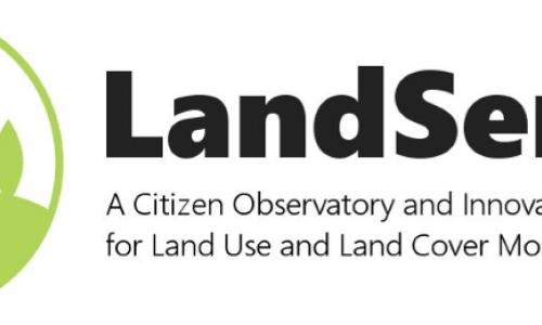 LandSense logo